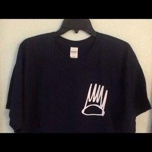 J Cole Crown T-shirt New Hip hop